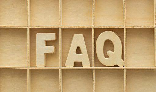 子宮頸部異形成よくある質問